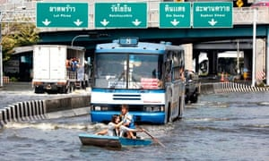 Bangkok flooding