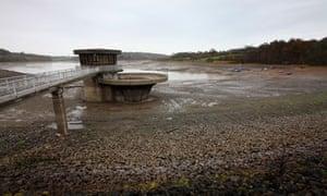 Ardingly reservoir, West Sussex