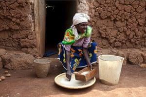 Smallholder farming in Rwanda