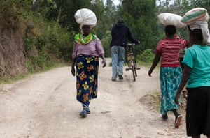 Rwanda: Rural life and ARDI programme