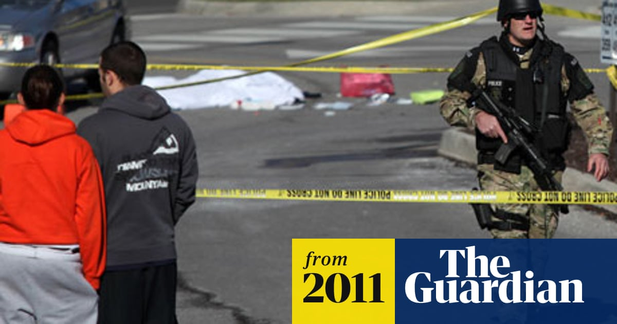 Virginia Tech Shooting Brings Back Memories Of 4 16 Us News The Guardian