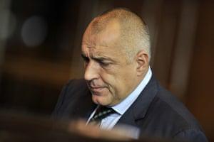 European Union Summit: Bulgaria prime minister Boyko Borissov