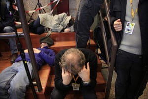European Union Summit: Journalist wait for the end of the European heads of states council