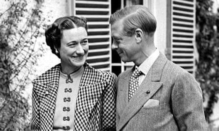 The Duke and Duchess of Windsor, Edward and Wallis Simpson 1939