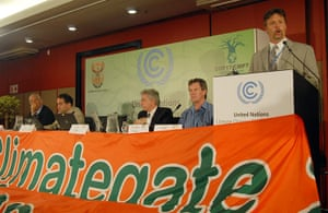 COP17 in Durban: Skeptics conference : Committee for a Constructive Tomorrow