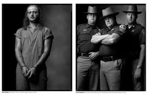Mark Laita: A bank robber and three deputies
