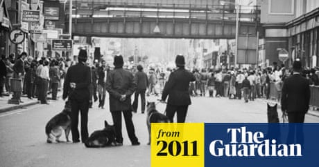 A new kind of riot? From Brixton 1981 to Tottenham 2011 | UK
