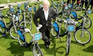 Boris Johnson's London Cycle Hire scheme court case