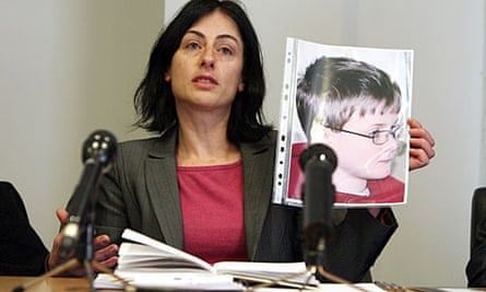 Emma Friedmann, one of the mothers seeking compensation in the case against Epilim