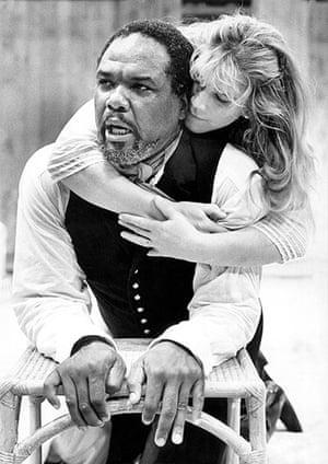 10 best: Love stories: Othello and Desdemona