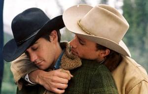 10 best: Love stories: 'BROKEBACK MOUNTAIN' FILM - 2005