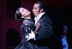 10 best: Love stories: Violetta and Alfredo
