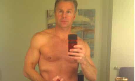 chris lee topless