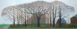 Exhibitionist1205: David Hockney