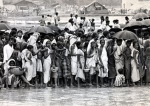 War on Want: Cholera Outbreak Amongst Refugees From East Pakistan.