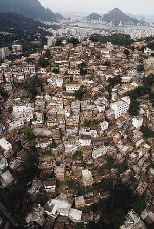 War on Want: Rochina, one of Rio's largest slums