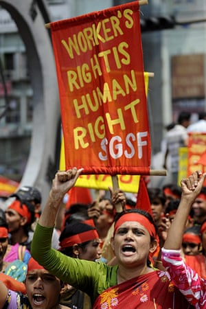War on Want: Bangladesh National Garment Workers' Federation