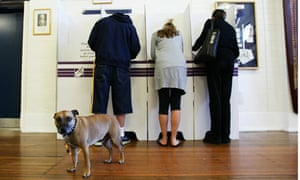 Australia Holds Federal Election
