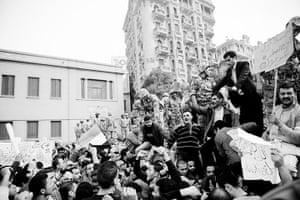 Hossam el-Hamalawy: Abdel Moneim Riyadh Square