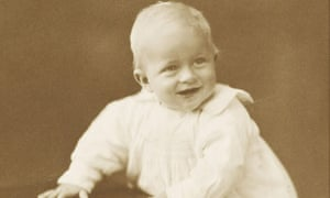 The Duke of Edinburgh as a baby