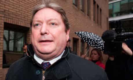 Former Labour MP Eric Illsley