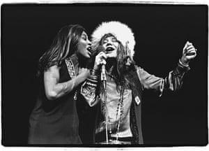 Women Who Rock: Janis Joplin and Tina Turner at Madison Square Garden, November 27, 1969