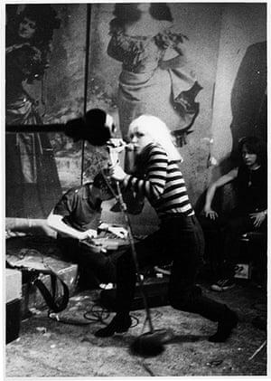 Women Who Rock: Blondie, CBGB