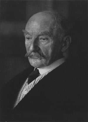 E.O. Hoppé: Thomas Hardy, 1914