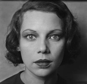E.O. Hoppé: Tilly Losch, 1928