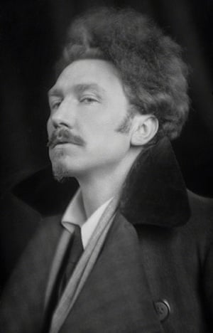 E.O. Hoppé: Ezra Pound, 1918