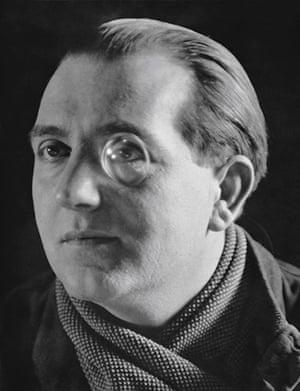 E.O. Hoppé: Fritz Lang, 1929