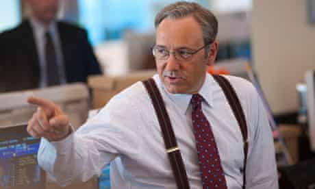 Margin Call starring Kevin Spacey