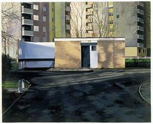 George Shaw: Scenes from The Passion: The Cop Shop