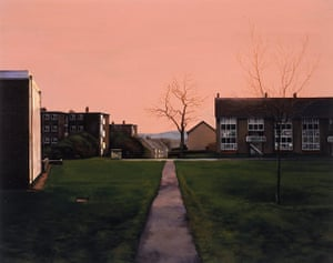 George Shaw 2: Scenes from the Passion: Ten Shilling Wood, 2002