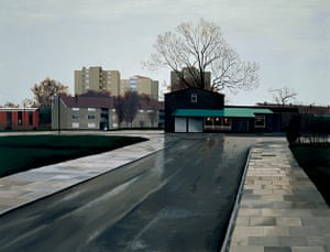 George Shaw 2: Scenes from the Passion: The Black Prince, 1999