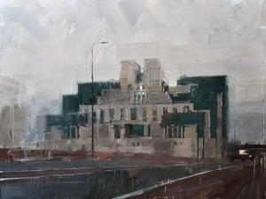 James Hart Dyke: The Headquarters, Vauxhall Cross