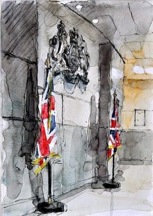James Hart Dyke: The Lobby 2010