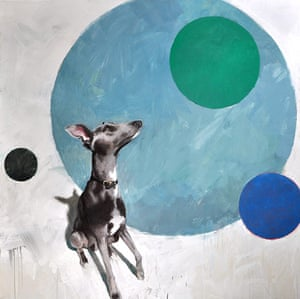 James Hart Dyke: Dog in the Round 2010
