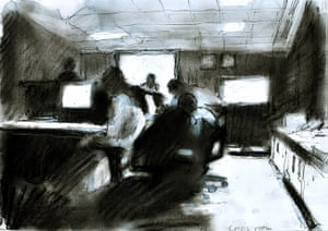 James Hart Dyke: The Crisis Room 2010