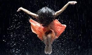 Ditta Miranda Jasifi in a scene from Wim Wenders' film Pina