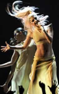 Lady Gaga - The 53rd Annual GRAMMY Awards - Show