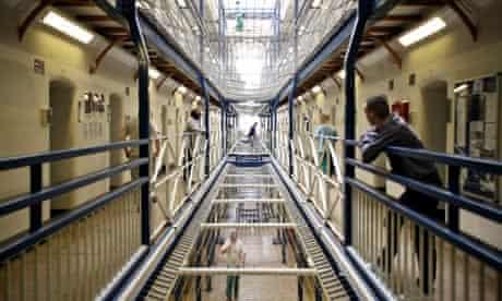 Week Britain prison