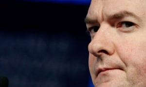 George Osborne/Davos