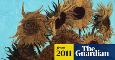 Van Gogh Doomed His Sunflowers By Adding White Pigments To Yellow Paint Chemistry The Guardian