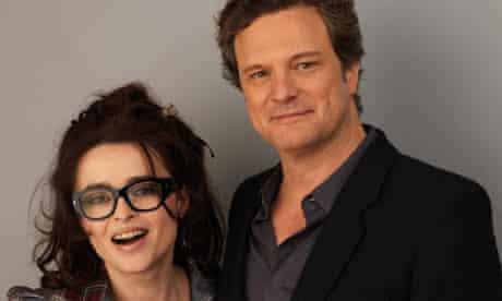 Helena Bonham Carter and Colin Firth