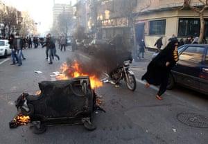Iran protests: Iran protests