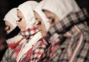New York Fashion Week: Fashion from Thom Browne