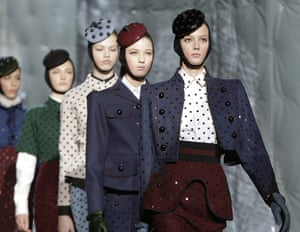 New York Fashion Week: The Marc Jacobs Fall 2011 show