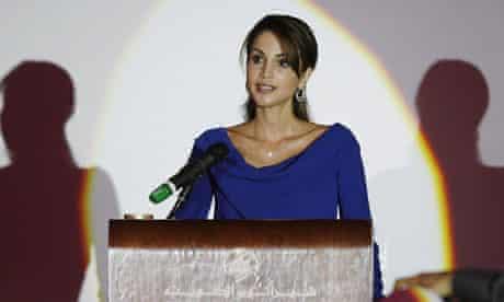 Queen Rania Jordan