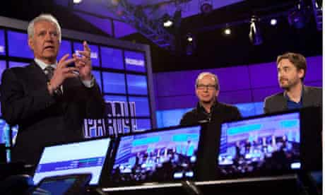 Jeopardy! press conference